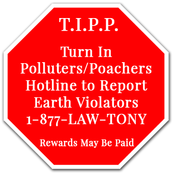 Stop Polluters, Earth Temple